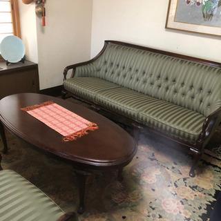マルニ家具 ソファーセット(90万円)