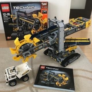 レゴテクニック42055