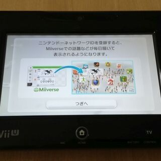 ★★★ WiiU 32GB 黒 + ソフト3本(ベヨネッタ1&2...