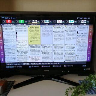 東芝 42インチ液晶テレビ REGZA 42Z1