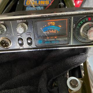 【無線機】MODEL    MCB-22