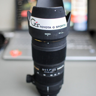 SIGMA APO DG 70-200mm F2.8 II MA...
