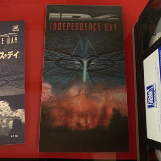 『インデペンデンス・デイ 解説書・オリジナル3Dカード付き 字幕...