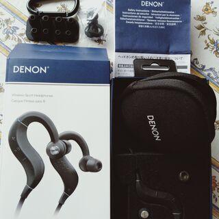 イヤホン DENON AH-C160W Bluetooth