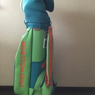 【ネット決済】レディースゴルフセット