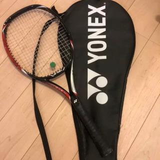 YONEX ヨネックス テニスラケット (振動留め付き!!)