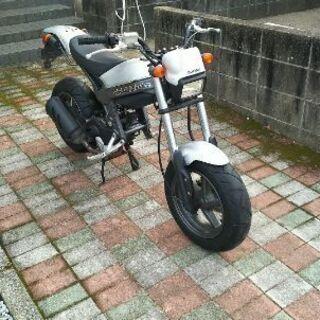 SUZUKI  ストリートマジック50【取引予定】