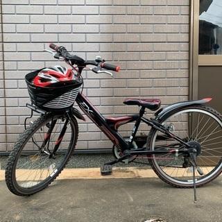 ブリジストン 自転車24 子供 マウンテンバイク