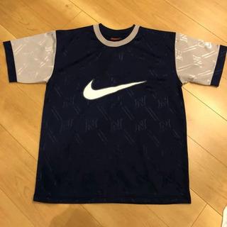 【ネット決済・配送可】NIKE ビッグサイズTシャツ 紺色
