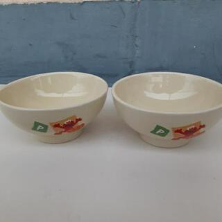 子供用のお茶碗(2個)