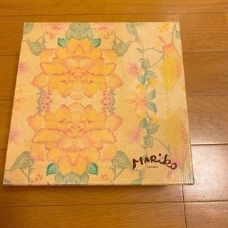 Marikoのお皿(新品×4枚)