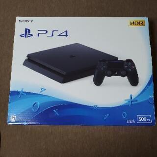 SONY PS4 本体 CUH-2200AB01 Jet Bla...