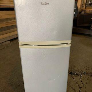 【無料】2005年 Haier 2ドア冷蔵庫 JR-130…
