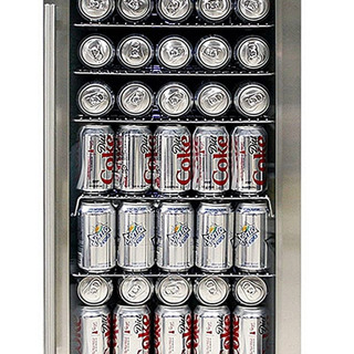 Whynter 冷蔵ショーケース 120缶 Beverage R...