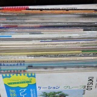 9/22限り LPレコード 洋楽邦楽 どれでも100円★