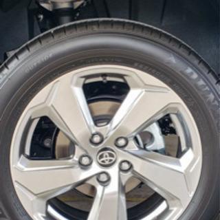 トヨタ 新型 RAV4 純正タイヤホイール4本セット