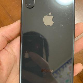 iPhone X 64G 本体 ブラック SIMフリー