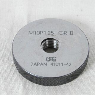 3224 OSG ネジリングゲージ M10 P1.25 GRⅡ ...