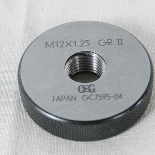 3225 OSG ネジリングゲージ M12 P1.25 GRⅡ ...