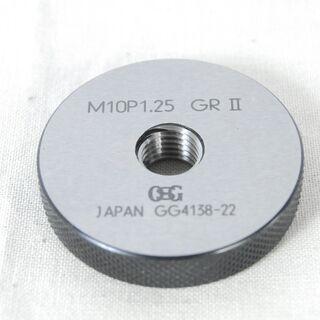 3226 OSG ネジリングゲージ M10 P1.25 GRⅡ ...