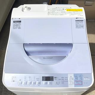 タテ型洗濯乾燥機 SHARP ES-TX550 5.5キロ 直接取引