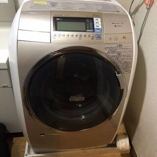 【ネット決済】日立 BD-V9500L ビッグドラム 10kg ...