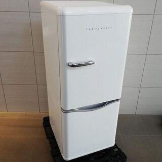 ◼️決定済■お洒落なレトロスタイル冷蔵庫■DAEWOO  150...