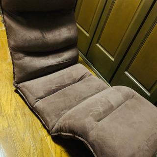 リクライニング 長椅子