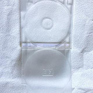 CD,DVDケース レンタル業務用 割れないPP素材 ヒンジ金具入り 価格は1枚当たり - 美祢市