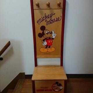 Disney ミッキーハンガーチェスト