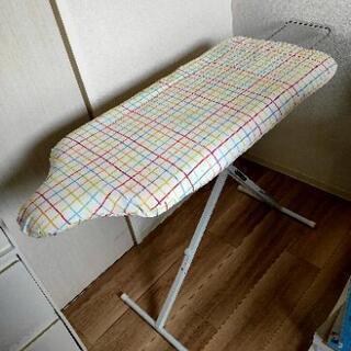【ネット決済】替えカバーつき 人体型スタンド式アイロン台