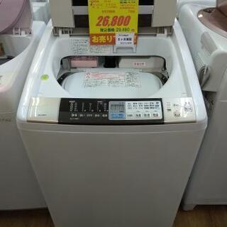 J024★6ヶ月保証★8K/4.5K洗濯乾燥機★HITACHI ...