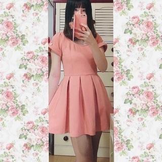 pinky girls ワンピース