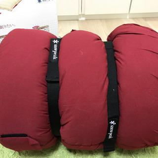 スノーピーク 寝袋 オフトン