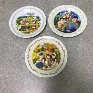 フランダースの犬 平皿 3枚セット