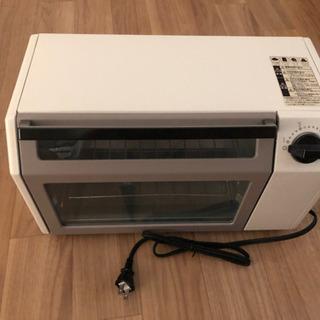 新品 オーブントースター 未使用 スカイライトオーブンREY-0...