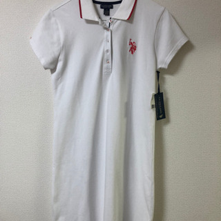 US POLO ASSN. ワンピースポロシャツ