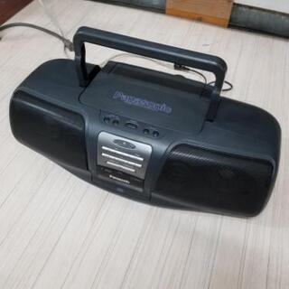 CDラジカセ きれいな状態です Panasonic製品