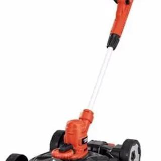 ブラックアンドデッカー コード式 電動 草刈機 芝刈り機