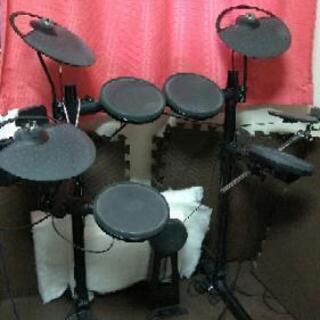 電子ドラム YAMAHA DTX400K