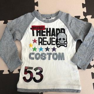 120サイズ 長袖Tシャツ(中古)