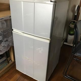 冷蔵庫 98リットル