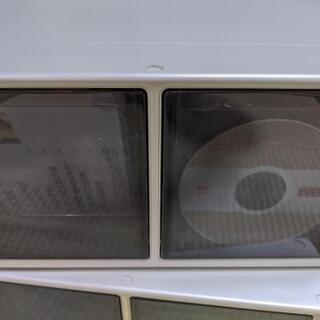 値下げ!BD/DVD/CD ケース×2 ボタン押すと自動で開きます。 - 北区