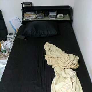 シングルベッド 取りに来てくれる方限定