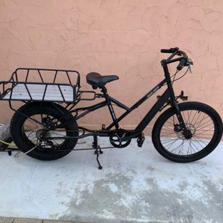 【交渉中】アサヒ 88サイクル パパチャリ 自転車