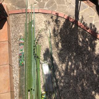 【お取引中】ガーデニング 棒 庭 畑 家庭菜園