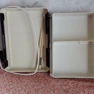 大きな弁当箱 4日使用 日本製【ムベのキッチン】