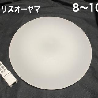 アイリスオーヤマ LED シーリングライトDI 102DL  8...