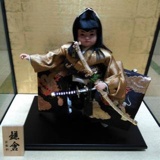 5月人形(鎌倉/正栄作)
