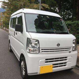 クリッパーバンDR17V 初H27.3(2015)検付(個人京都発)